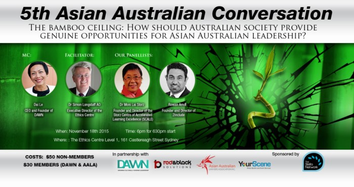 Asian Leadership Australian Conversation