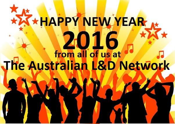 Australian LandD Network - Happy New Year - 2016