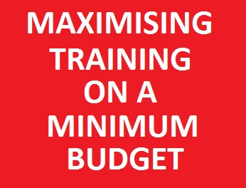 Maximising Training on a Minimum Budget