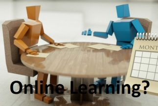 What is online and mobile learning
