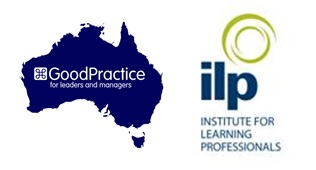 Good Practice Australia and ILP Worldwide Logos